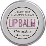 Læbepleje produkter Ecooking Lip Balm Neutral 15ml