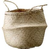 Opbevaring Bloomingville Seagrass Basket Kurve