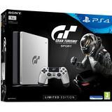 Gran Turismo Sport Spillekonsoller Sony PlayStation 4 Slim 1TB - Gran Turismo Sport - Limited Edition