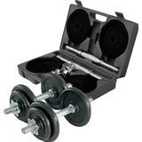 Træningsudstyr Gymstick Adjustable Dumbbell Set 2x10kg