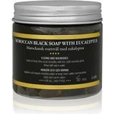 Kropsvask Loelle Moroccan Black Soap with Eucalyptus 200g