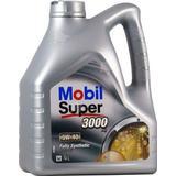 Biludstyr Mobil Super 3000 X1 5W-40 4L Motorolie