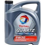 Biludstyr Total Quartz Ineo Longlife 5W-30 5L Motorolie
