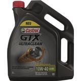 Mineralolie Biludstyr Castrol GTX Ultraclean 10W-40 5L Motorolie
