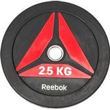 Vægtskiver Reebok Bumper Plate 2.5kg