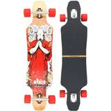 Longboard Naked Real Freedom 39.37""