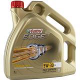 Helsyntetisk - Motorolie Castrol Edge Titanium FST 5W-30 LL 4L Motorolie