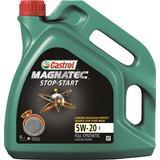 5w20 - Motorolie Castrol Magnatec Stop/Start 5W-20 E 4L Motorolie