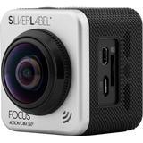 Videokameraer Silverlabel Focus Action Cam 360