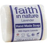 Kropssæbe Kropssæbe Faith in Nature Lavender Soap 100g
