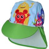 UV tøj Børnetøj Swimpy UV Hatt Babblarna - Blue