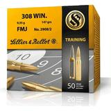 Jagt Sellier&Bellot 308 Win 147gr FMJ