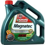 5w40 Biludstyr Castrol Magnatec 5W-40 A3/B4 4L Motorolie