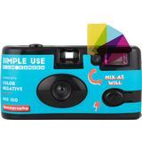 Analoge Kameraer Lomography Simple Use Film Camera Color Negative 400