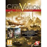 Civilization v PC spil Sid Meier's Civilization V: Gold Edition