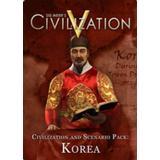 Civilization v PC spil Sid Meier's Civilization V: Civilization and Scenario Pack - Korea
