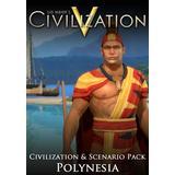 Civilization v PC spil Sid Meier's Civilization V: Civilization and Scenario Pack - Polynesia