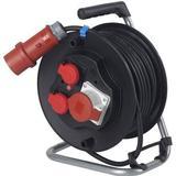 El-Artikler Schwabe 10155 3-way 25m Cable Drum