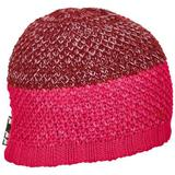 Hue Herretøj Ortovox Crochet Beanie Unisex - Neon Hot Coral