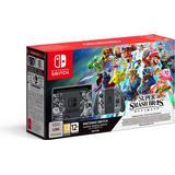 Hybrid Spillekonsoller Nintendo Switch - Grey - Super Smash Bros. Ultimate