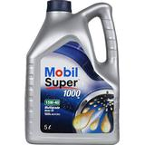 Mineralolie Biludstyr Mobil Super 1000 X1 15W-40 5L Motorolie