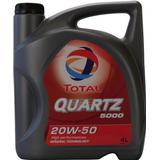 Mineralolie - Motorolie Total Quartz 5000 20W-50 4L Motorolie