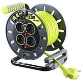 El-Artikler Masterplug OMG25164SL 4-way 25m Cable Drum