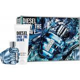 Gaveæske Diesel Only the Brave Gift Set EdT 50ml + Shower Gel 100ml