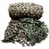 Net - Camouflage Mil Tec Camouflage Net Woodland 3x1.4m
