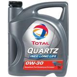 Biludstyr Total Quartz Ineo Longlife 0W-30 5L Motorolie