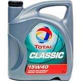 Mineralolie - Motorolie Total Classic 15W-40 5L Motorolie