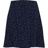 The New Kisa Skirt Black Iris (TN2205) • Se priser hos os »