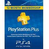 Spil tilbehør Sony PlayStation Plus - 365 days - DK