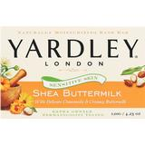 Hygiejneartikler Yardley Shea Buttermilk 120g