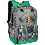 Tasker Minecraft Emerald Survivalist Backpack - Green