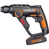 Slagboremaskine Worx WX390.1 (2x2.0Ah)