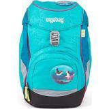 Blå Tasker Ergobag Prime School Backpack - Hula HoopBear