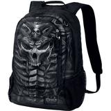 Rygsæk Spiral Skull Armor - Black