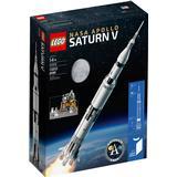 Legetøj Lego Nasa Apollo Saturn V 21309