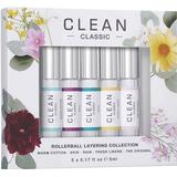 Gaveæske Clean Rollerball Layering Collection 5x5ml