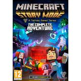 Minecraft pc PC spil Minecraft: Story Mode - The Complete Adventure