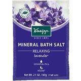 Badesalt Kneipp Relaxing Mini Lavender Mineral Bath Salt 60g