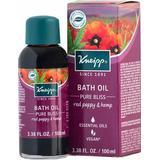 Badeolie Kneipp Pure Bliss Red Poppy & Hemp Bath Oil 100ml