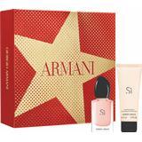 Si - Gaveæske Giorgio Armani Si Gift Set EdP 30ml + Body Lotion 75ml