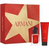 Si - Gaveæske Giorgio Armani Si Passione Gift Set EdT 30ml + Body lotion 75ml