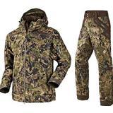 Jagtjakke Härkila Stealth Hunting Pant & Jacket Unisex