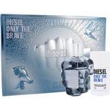 Gaveæske Diesel Only the Brave Gift Set EdT 125ml + Deo Stick 75ml