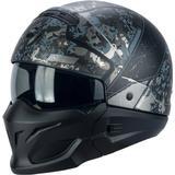 Scorpion exo combat hjelm Motorcykler Scorpion Exo Combat Opex