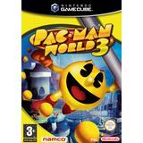 GameCube spil Pac-Man World 3