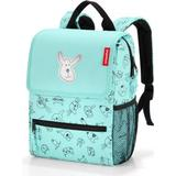 Rygsæk Reisenthel Backpack - Cats and Dogs Mint